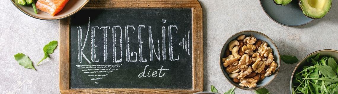 ketojenik diyette kullanılan besinlerin görseli